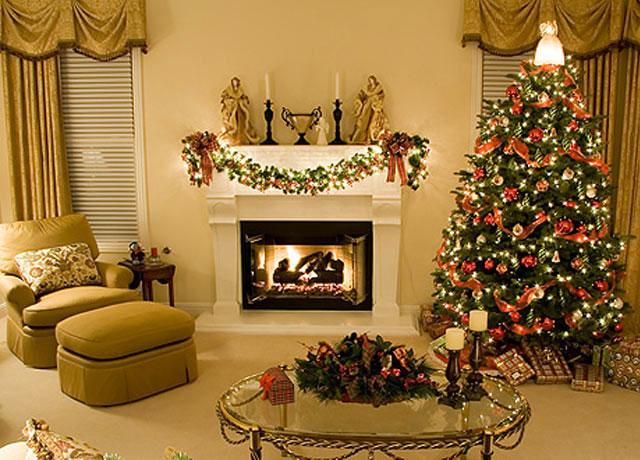 Как украсить новогоднюю елку в квартире, фото