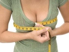 Как увеличить грудь, фото