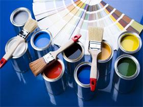 Как выбрать краску для потолка, фото