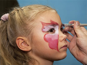 Косметика для детей, фото