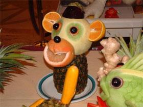 Красивые детские поделки из овощей и фруктов своими руками, фото