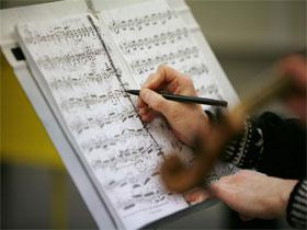 Кто такой композитор и, что  такое консерватория, фото