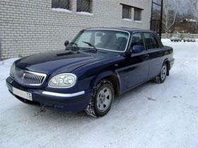 Легковые автомобили ГАЗ, фото
