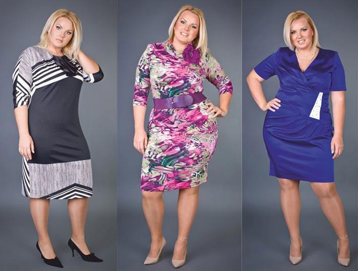 Модели платьев для полных женщин с фото, фото