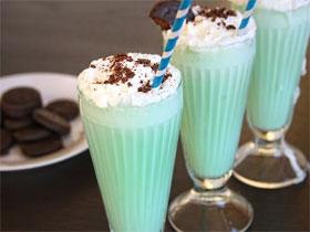 Молочные напитки и коктейли в домашних условиях, фото