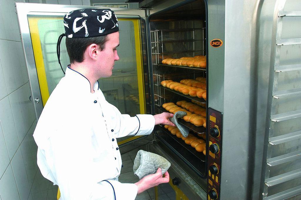 Необходимое оборудование для мини-пекарни