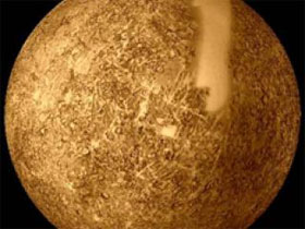 Первая планета Солнечной системы – Меркурий, фото