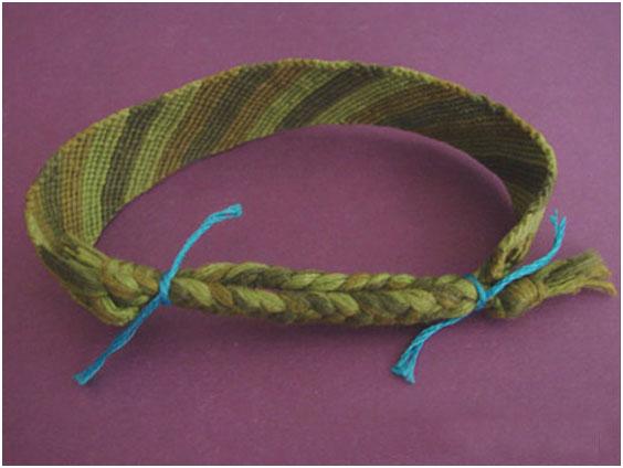 Плетения из мулине по быстрому, фото