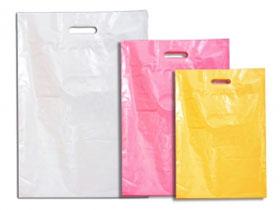 Производство пакетов из полиэтиленовой пленки, фото