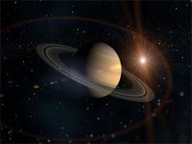 Сатурн – 6 по порядку планета Солнечной системы, фото