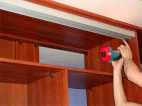 Сборка шкафа купе инструкция по выполнению, фото