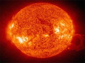 Солнце, фото