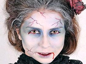 Страшные костюмы на Хэллоуин своими руками, фото