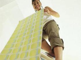 Технология отделки стен тканью, фото