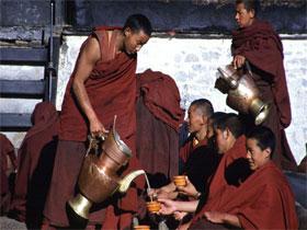 Тибетский чай из имбиря, фото