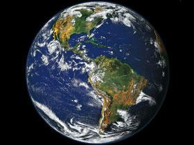 Третья по порядку планета Солнечной системы – Земля, фото