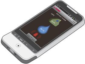 Управление с помощью мобильного телефона, фото
