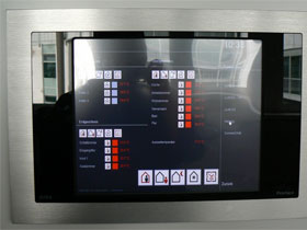 Управление умным домом с сенсорных панелей, фото