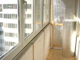 Утепление своего балкона своими руками, фото